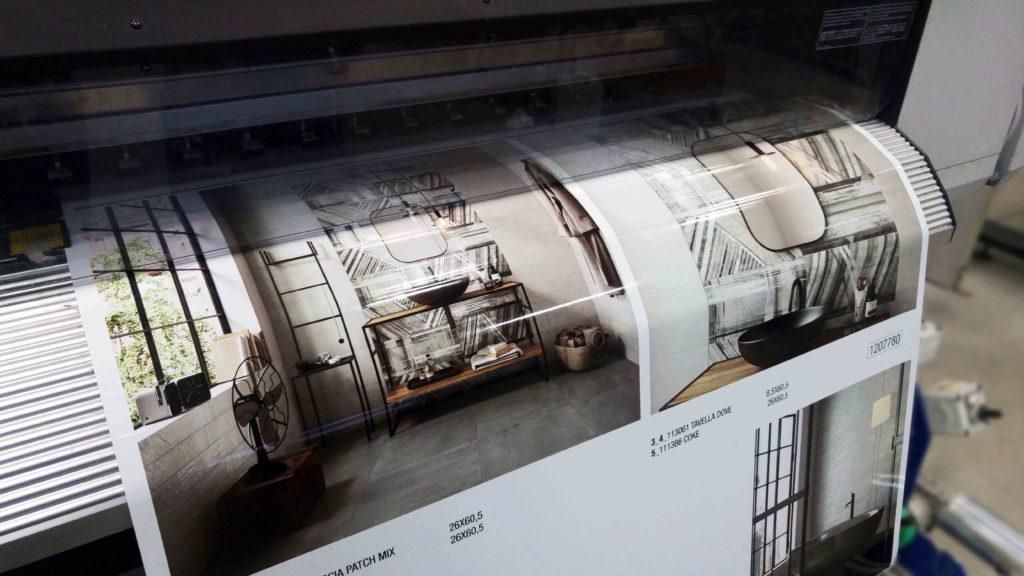 stampa digitale ambienti per pannelli sinottici